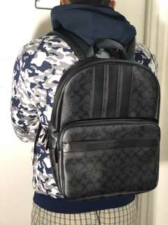 Coach Bond Backpack