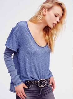 Free People Magic Tee NWT