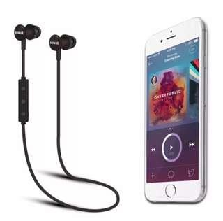 🚚 🕑限時買二送一 Sowak磁吸式藍芽耳機 再送原廠收納袋