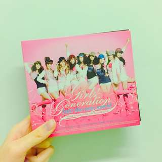 少女時代 girls generation snsd - Into The New World the 1st Asia Tour CD