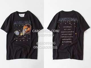 Oversize Mission to Mars Graphic Shirt #HariRaya35