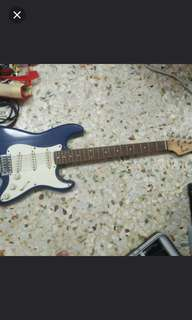 2003 squire Stratocaster by fender