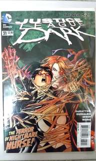 DC COMICS THE NEW 52 JUSTICE LEAGUE DARK #31