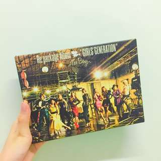 少女時代 girls generation snsd - repackage album The Boys ( jap. ver.)
