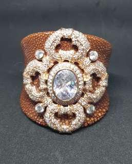 Sting Ray Cuffs Bracelet