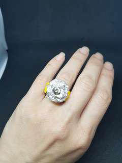 Sting Ray Fashion Ring
