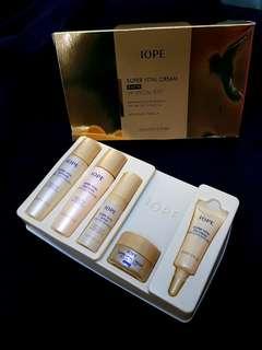 Iope Super Vital Cream VIP Travel SkinCare Kit