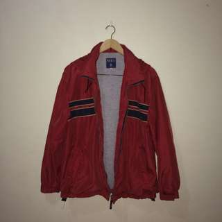 Retro Hooded Jacket