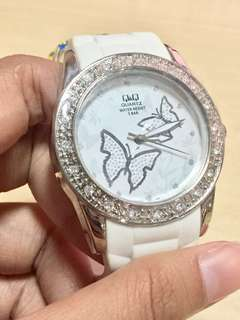 Q&Q WATCH BUTTERFLY QnQ ORI