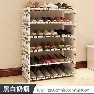 🚚 (全新)六層鞋櫃萬物收納櫃