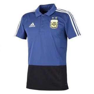 Argentina team polo shirt 2018