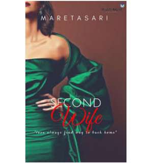 Ebook Second Wife - Maretasari