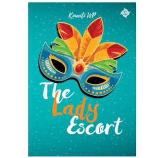 Ebook The Lady Escort - Kinanti WP