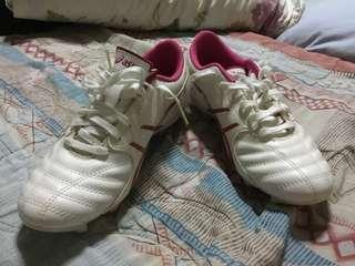 ASICS football cleats