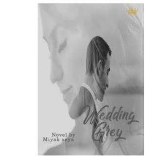 Ebook Wedding Grey - Miyak Seya