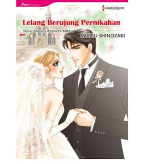 Ebook Lelang Berujung Pernikahan (The Marriage Bargain) - Kaoru Shinozaki