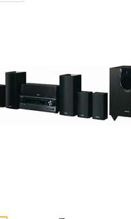 Onkyo HT-S5300B 7.1-Channel Home Theater Package