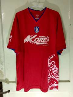 Jersey Korea Original