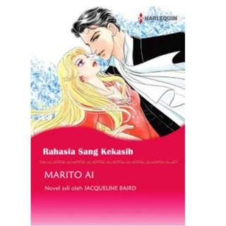Ebook Rahasia Sang Kekasih (Mistaken for a Mistress) - Marito Ai