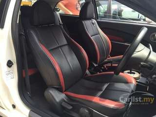 Satria neo CPS Leather Seat