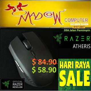 "Razer Atheris - Mobile Mouse - AP Packaging ( Offer Sales ) ""Hurry Grab it by Tonite....while Stock Last.."""