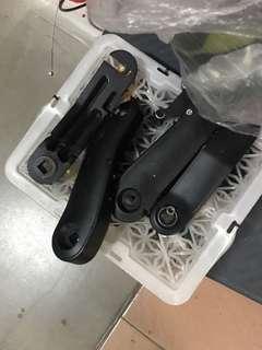 Dualtron 1 arms