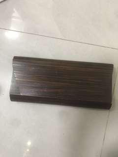 木盒clutch wood