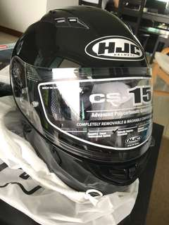 Full-face HJC Helmet