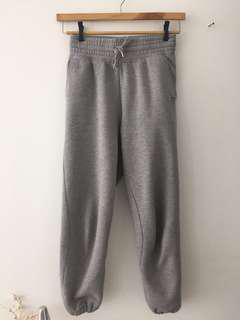 Alexander Wang Grey Sweatpants