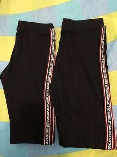 Terranova Side Stripe Leggings