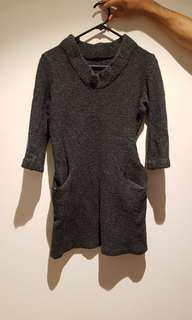 David Lawrence Wool Dress