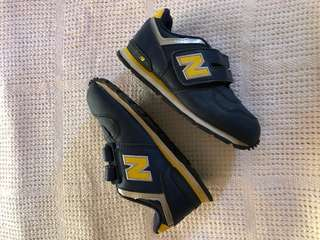 New Balance Rubbe Shoes