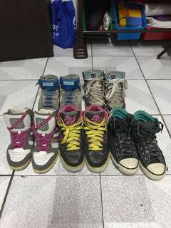 Buy all shoes for 1k