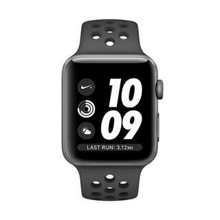 Kredit Apple Watch Series 3 Nike 42mm Grey/Black