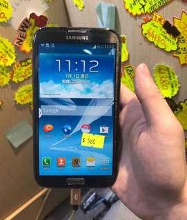 Samsung Note2,一年店舖保養