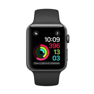 Kredit Apple Watch Series 1 Sport band 38mm Black