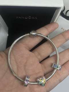 Authentic Pandora Set