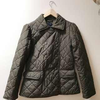 Ralph Lauren Khaki Green Padded Jacket