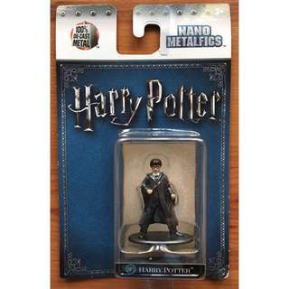 Nano Metalfigs Harry Potter