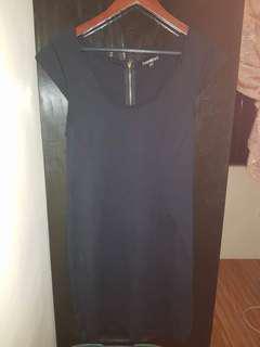 Express Black Dress Medium stretchy Fabric