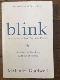 Blink (Malcolm Gladwell)