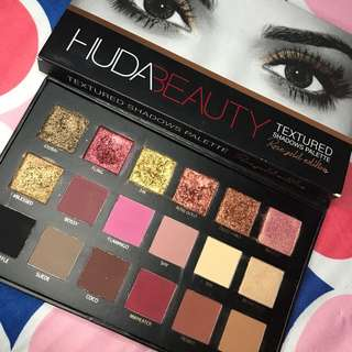 Huda Beauty Eyeshadow AUTHENTIC