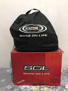 SOL 68S全罩式安全帽
