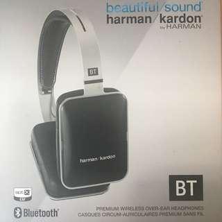 Bluetooth headphones harman kardon