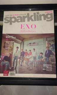 Sparkling: EXO HALLYU HEROES