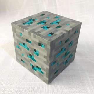 Minecraft Light Up Diamond Ore