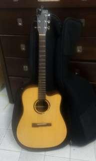 🚚 德國牌  面單吉他 VGS -R 10ce