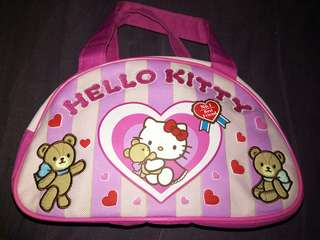 Authentic Hello Kitty small bag/lunch bag
