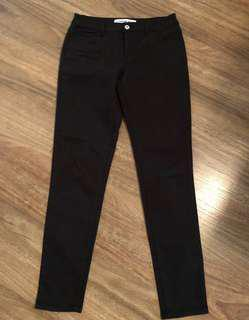 Country Road Black Skinny Jeans
