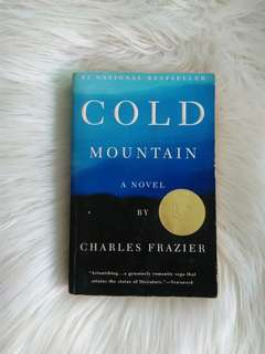 Cold Mountain by John Frazier